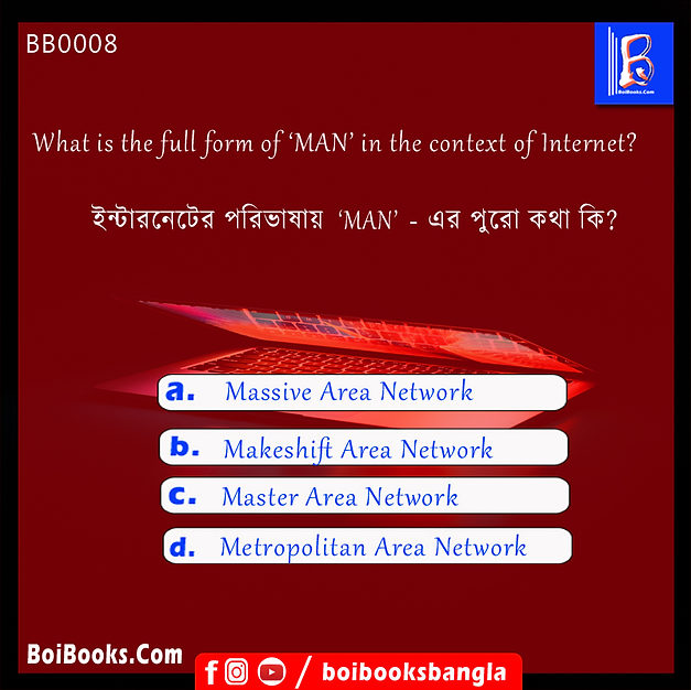 What is the Full Form of MAN in the context of Internet?