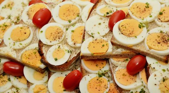 Egg Yolk is a rich source of Vitamin A