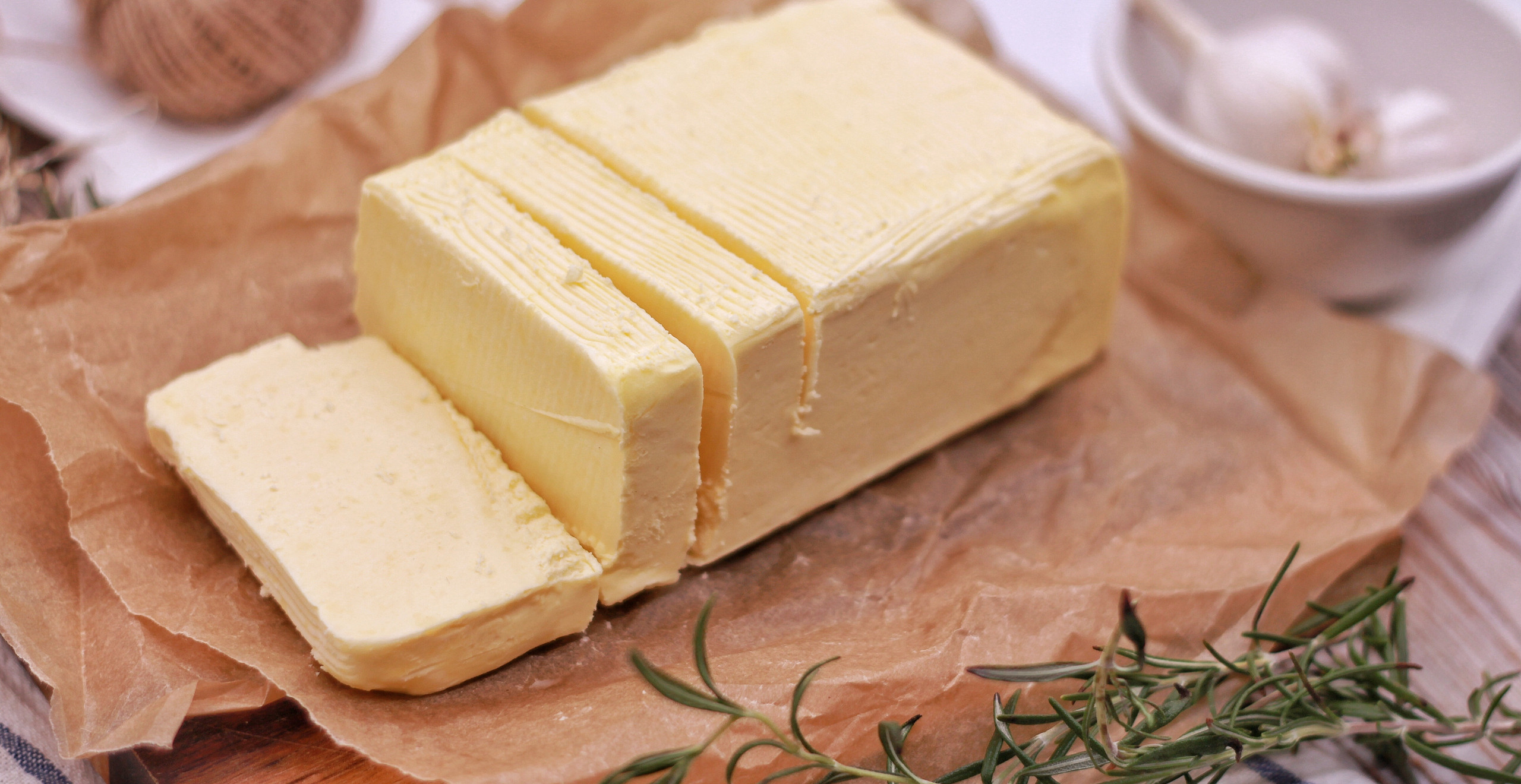 Butter is good source of vitamin D