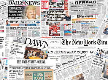 20 Most Famous Newspapers of The World | For Competitive Exams