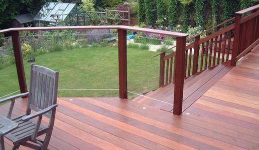 Ipe Tropical Hardwood Decking