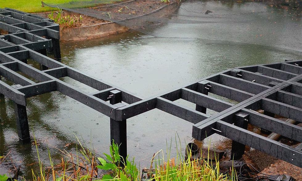 PlasPro Pond Instalation