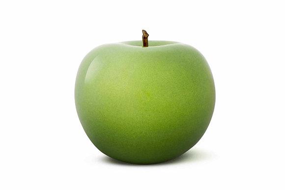 Brilliant Glazed Green Apple