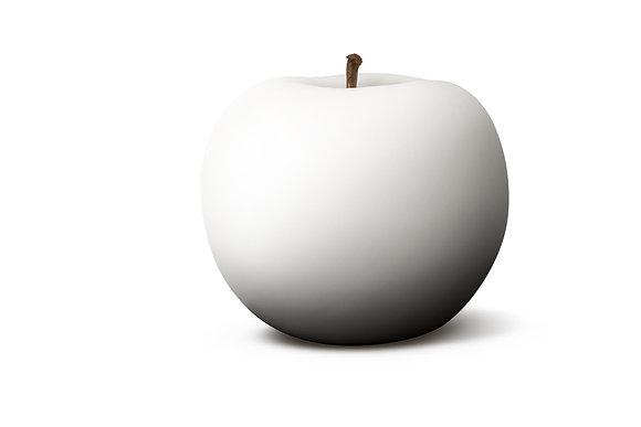 Velvet Matte White Apple