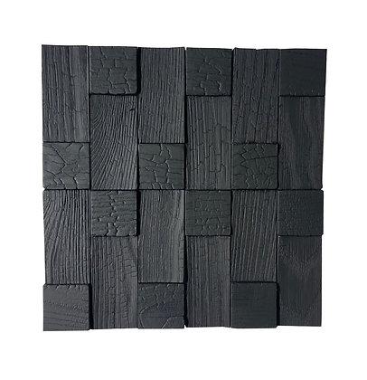 ThermoChar® Gaya 3D Wall Panels