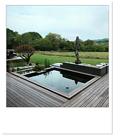 ThermoWood Iroko Decking
