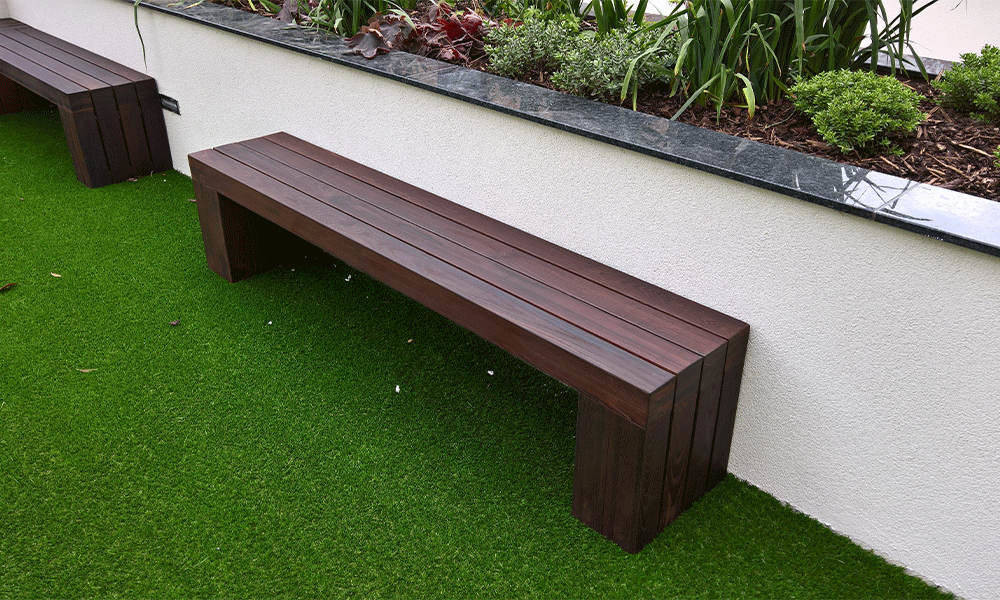 ThermoWood Ash Bench