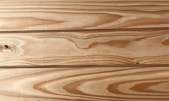 British Grown Larch Panel