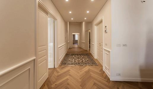 Internal Flooring Hallway
