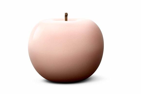 Brilliant Glazed Pink Apple
