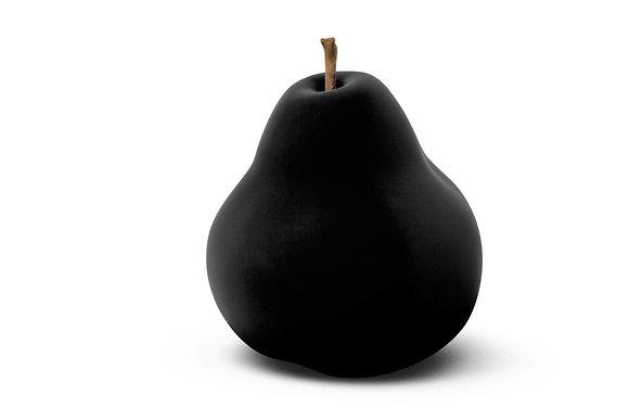 Velvet Matte Black Pear
