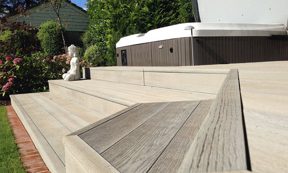 Millboard Fascia and Edging