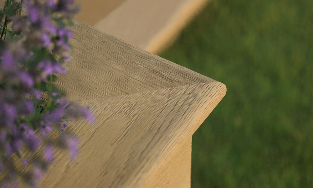 Millboard Edging Detail