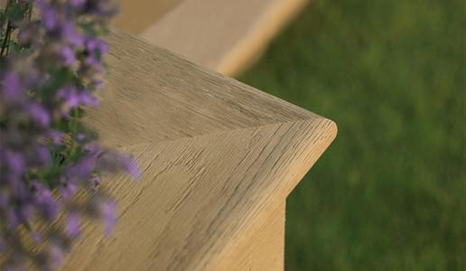 Millboard Edging Detail