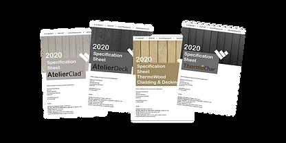 QTD Ltd - Specification Sheets