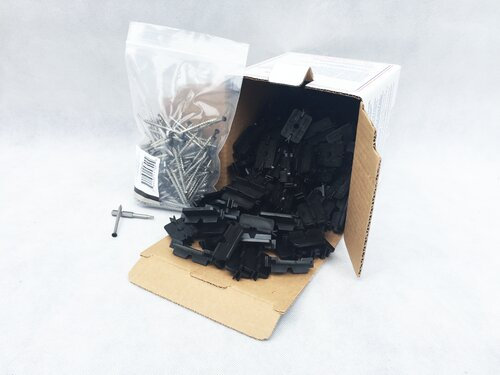 INVIZIFIX® Hidden Deck Fasteners Pack