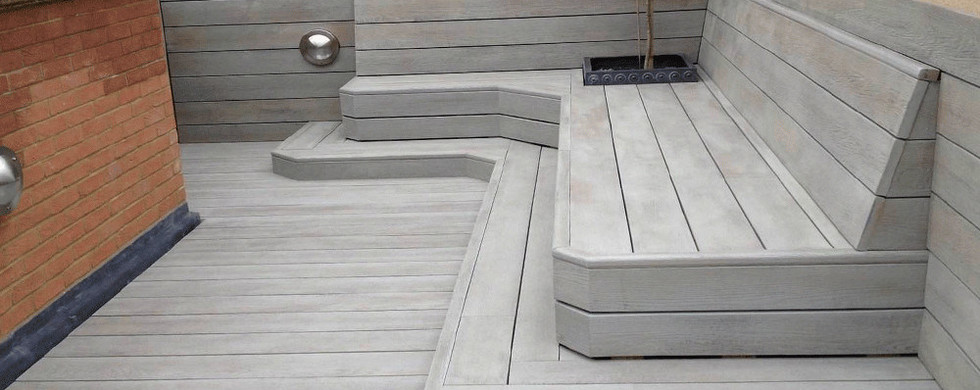 Millboard Bench
