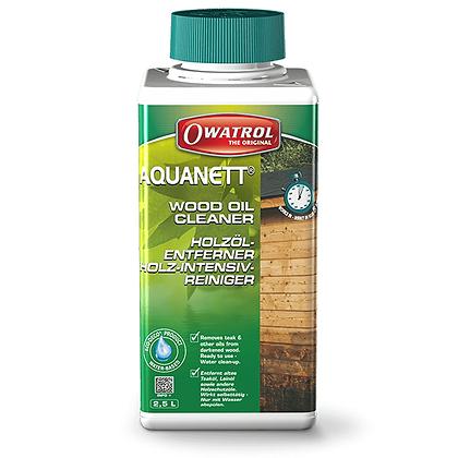 Owatrol Aquanett Oil Remover (2.5L)