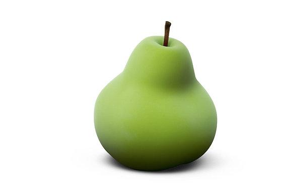 Velvet Matte Green Pear