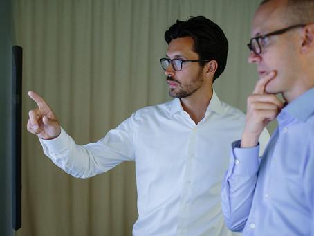 Utmaningar och möjligheter med digitala Lean-tavlor