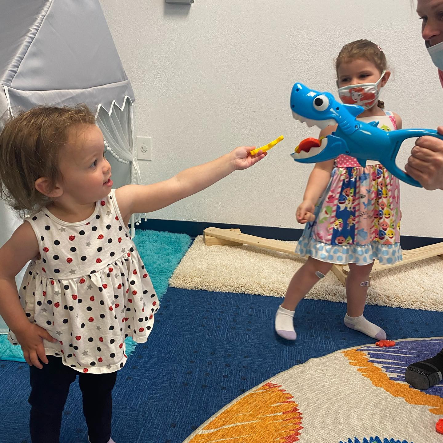 Play With Me Class- Ages 3 & under