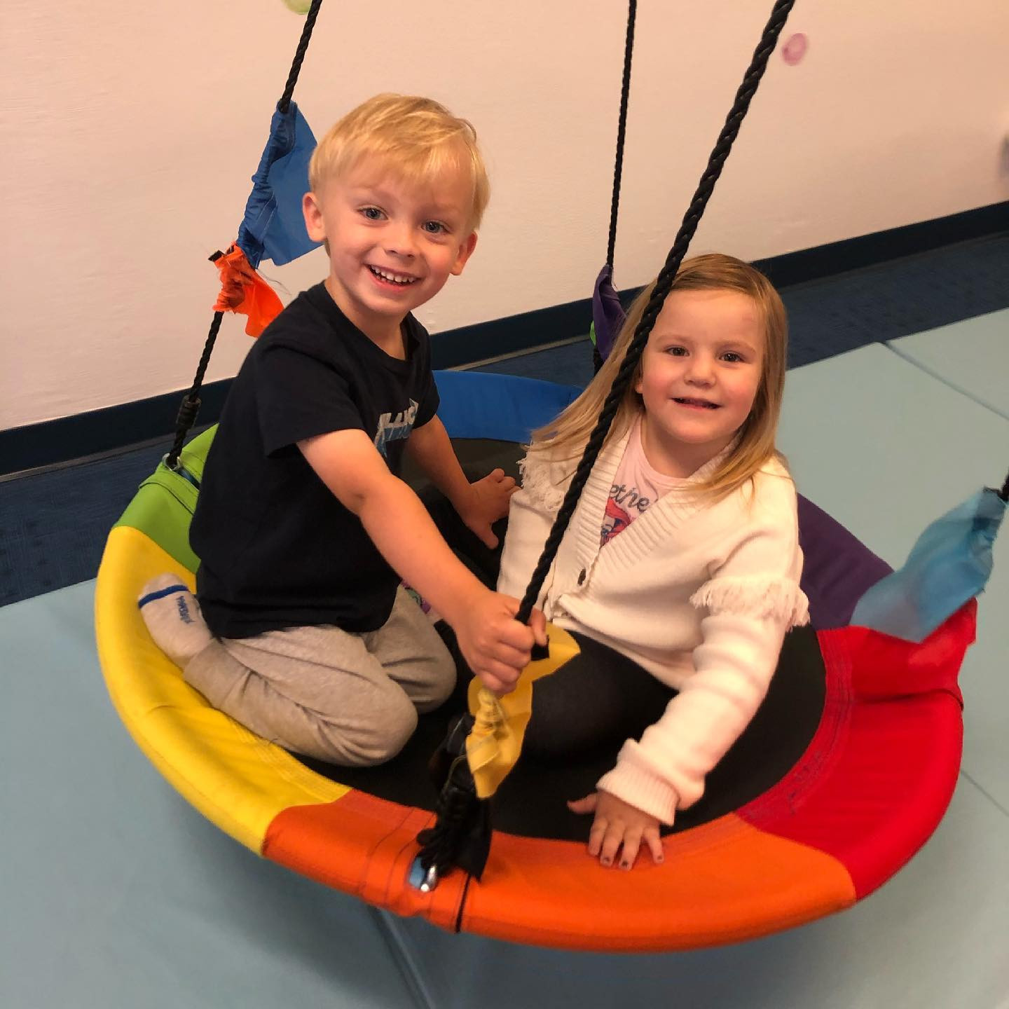 Afternoon Open Play- Ages 6 & Under