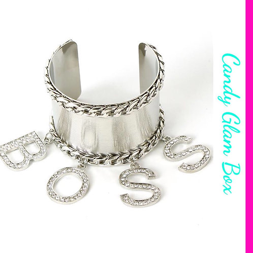 Boss Charm Bracelet
