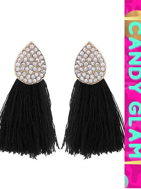 Vina Tassel Earrings