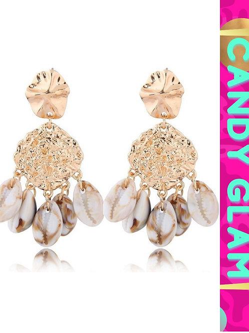 Lina Shell Earrings 🐚