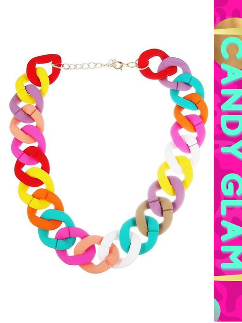 Tara Link Necklace