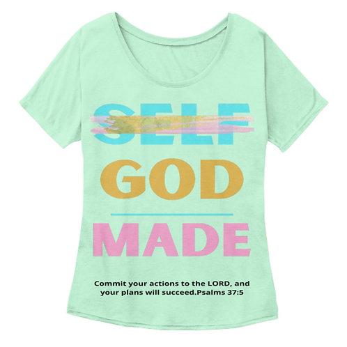 God Made Faith Tee