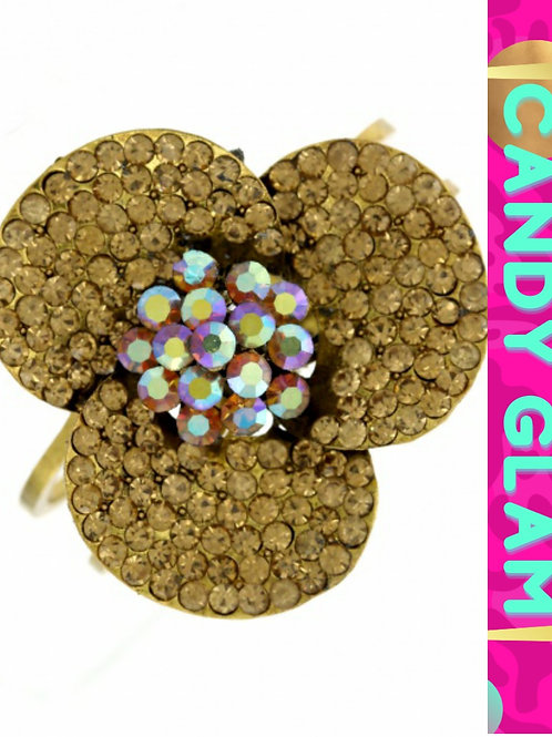 Dina Flower Bracelet