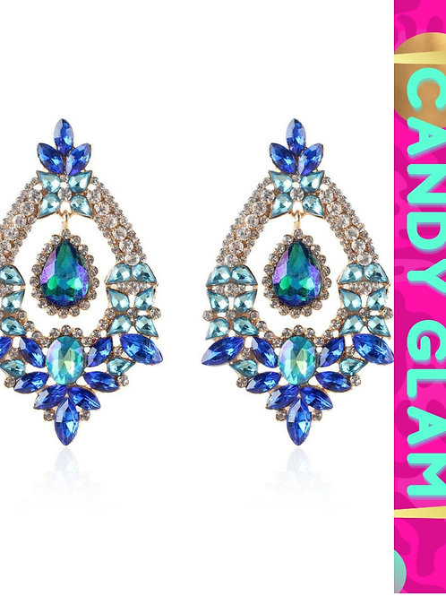 Toria Gemstone Earrings