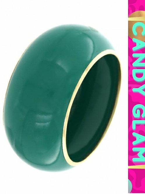 Lidia Teal Stack Bracelet