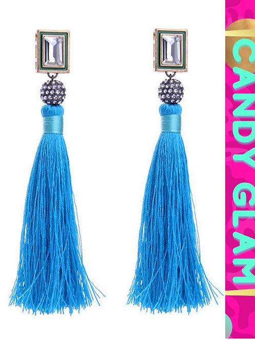 Egypt Tassel Earrings