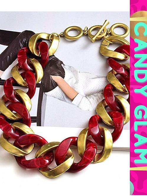 Kaylan Link Necklace