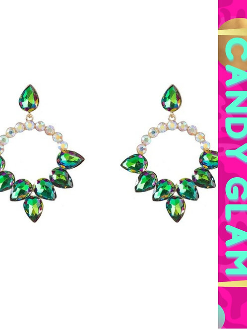 Nila Gemstone Earrings