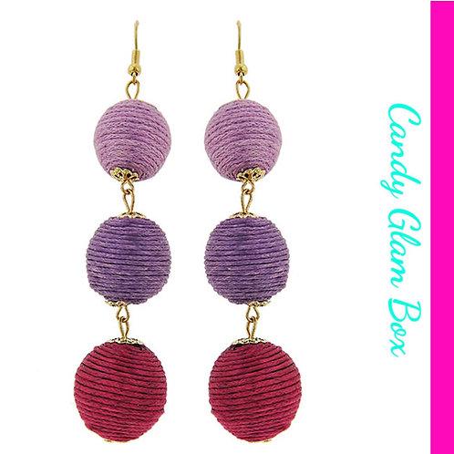 Paula Tier Earrings