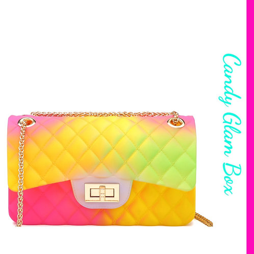 Jelly Quilted Purse