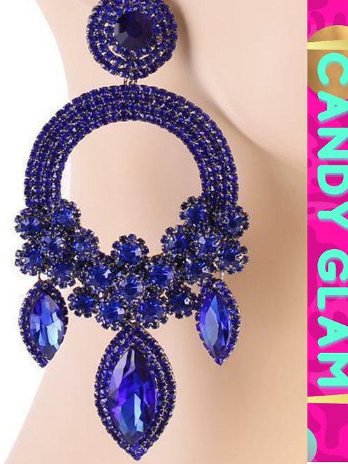 Shara Chandelier Earrings