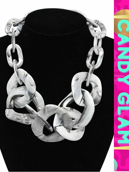 Tiana Link Necklace