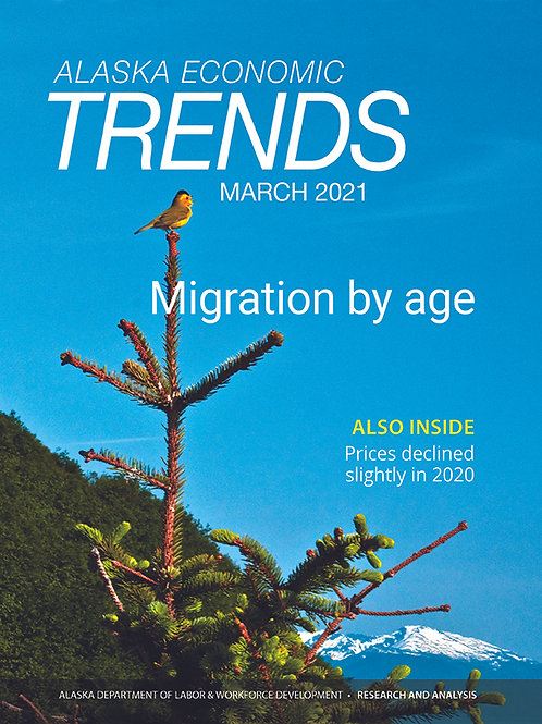 MARCH 2021: TRENDS