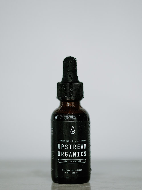 Mint Chocolate Sublingual Oil