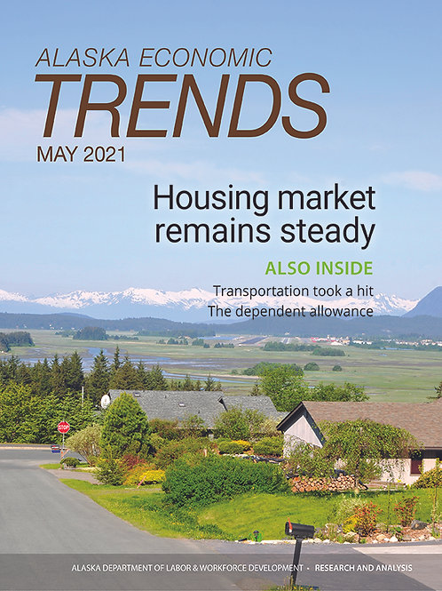 MAY 2021: TRENDS