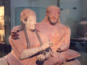 Who were the Etruscans?