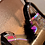 Thumbnail: 'Mermaid Black'Multicolour Base x Embellished Block Heel