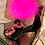 Thumbnail: 'Queen' - Super Crystal Feather Heels