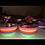Thumbnail: 'Rainbow Cupcakes' Soap Bars
