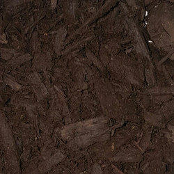 Wood Fiber Dyed Chocolate Brown