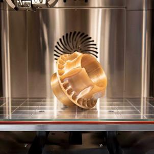 3D Printing High Temperature Materials